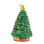 RADKO 1018023 GRAND STAND - GLORIOUS TREE ORNAMENT - NEW 2015 (15-16)