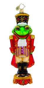 RADKO 1015605 ALL I NEED IS A KISS - FROG - GIFT STORE EXCLUSIVE - NEW 2011 (11-4)