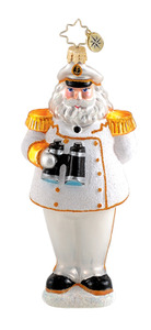 RADKO 1015297 CRUSIN' CAPTAIN - SUMMER SANTA - NEW 2011 (Q8)