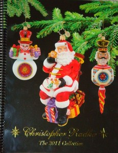 RADKO 2011 CATALOG - 125 COLOR PAGES - SPIRAL BOUND