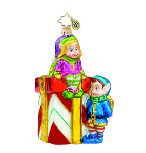 RADKO 1015609 ELVES IN LOVE - GIFT - NEW 2011 (11-2)