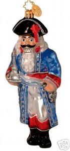 RADKO 1013916 TOWER GRAND - NUTCRACKER - RETIRED ORNAMENT (GG1)