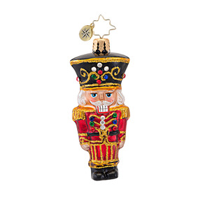 RADKO 1016932 TINY CRACKER GEM - JEWELED NUTCRACKER - NEW 2013 (21)