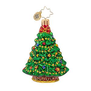 RADKO 1016749 SIMPLY GLORIOUS GEM - TREE ORNAMENT - NEW 2013 (21)