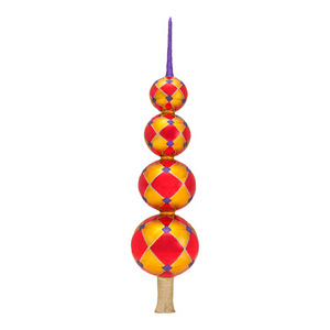 RADKO 1016874 KING'S COURT FINIAL - 4 BALLS - TREE TOPPER - NEW 2013