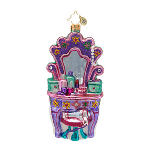 RADKO 1016977 MIRROR MIRROR - DRESSING TABLE ORNAMENT - NEW 2013 (13-19)