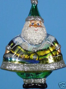 RADKO 3011575 MERRY MAXIMUS - SANTA - RECOLOR - RETIRED ORNAMENT (PP)