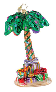 RADKO 3012877 TROPICAL TANNENBAUM - STORE EXCLUSIVE -