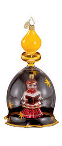 RADKO 1012347 GEM A PEAL - CHOIR BOY - BELL ORNAMENT - RETIRED (ZZ)