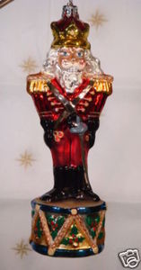 RADKO 3010316 GRAND STAND - NUTCRACKER - RETIRED ORNAMENT (N1)