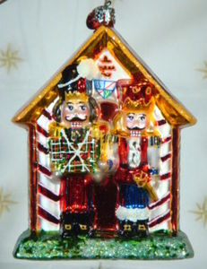 RADKO 1011852 SENTRY SUITE- SIGNING EVENT ORNAMENT 2005 - NUTCRACKERS - RETIRED ORNAMENT (A1)