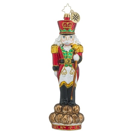 RADKO 1018553 MR CHESTNUTS - LIMITED EDITION - NUTCRACKER ORNAMENT - NEW 2016 - (16-2)