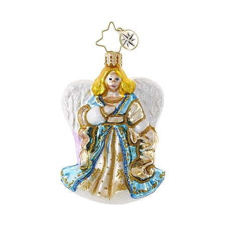 RADKO 1018749 GRACEFUL PRESENCE GEM - ANGEL ORNAMENT - NEW 2017 (25)