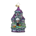 RADKO 1018024 SPOOKY ENTRANCE - HALLOWEEN - HAUNTED HOUSE - NEW 2015 (H6)