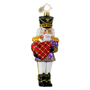 RADKO 1016219 HEARTFELT FRIENDSHIP - HEART DISEASE AWARENESS - NUTCRACKER - NEW 2012 (12-1)