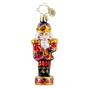 RADKO 1016206 REGAL STANCE GEM - NUTCRACKER - NEW 2012 (20)