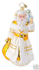 RADKO 1014814 NORTHERN WISHES - SANTA - LIMITED EDITION 500 - NEW 2010 (Q)