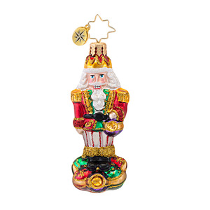 RADKO 1016759 SURROUNDED BY FUN GEM - NUTCRACKER ORNAMENT - NEW 2013 (21)