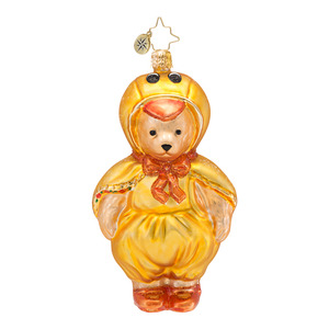 RADKO 1016774 MUFFY CHICK - MUFFY VANDERBEAR ORNAMENT - NEW 2013 (13-14)