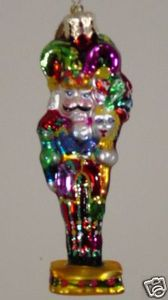 RADKO 1012136 VENETIAN NIGHTS GEM - NUTCRACKER - RETIRED ORNAMENT (5)