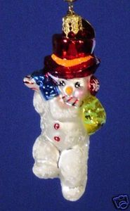 RADKO 1012589 ON THE SNOWBEAT GEM - FLUTE - RETIRED ORNAMENT (3)