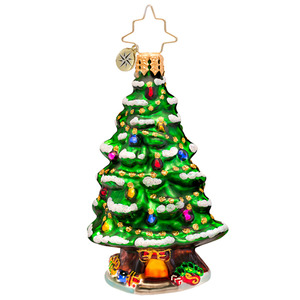 RADKO 1017204 HOME SPRUCE HOME GEM - TREE ORNAMENT - NEW 2014 (22)