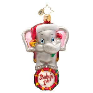 RADKO 1017218 CELEBRATORY SWEETIE GEM - BABY