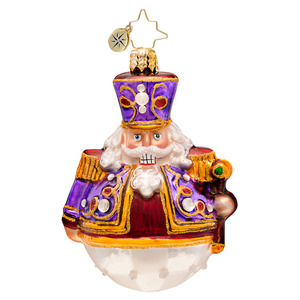 RADKO 1017234 GEM OF A CRACKER GEM - JEWELED NUTCRACKER ORNAMENT - NEW 2014 (22)
