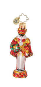 RADKO 1015090 GRAND GUARD GEM - NUTCRACKER - RETIRED ORNAMENT (18)