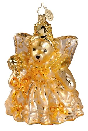 RADKO 1012641 MUFFY TWINKLE FAIRY - MUFFY VANDERBEAR ORNAMENT - NEW 2007 (V)